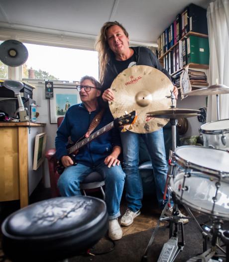Vader en zoon Courbois spelen samen in Willemeen in Arnhem