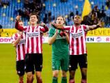 PSV zal het einde van de huidige competitie waarschijnlijk niet tot aan de Hoge Raad uitvechten