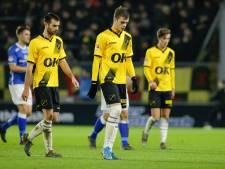 NAC bakt er niets van, crisis in Breda