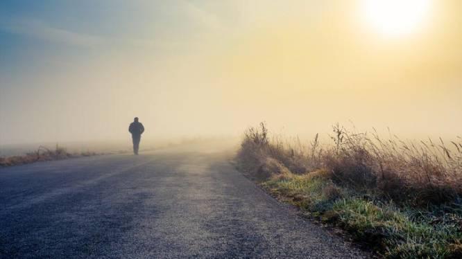 Italiaanse 'Forrest Gump' stormt huis uit na ruzie met vrouw en wandelt 450 kilometer - tot hij een coronaboete krijgt