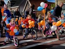 Koningsdag in Numansdorp ligt op zijn gat