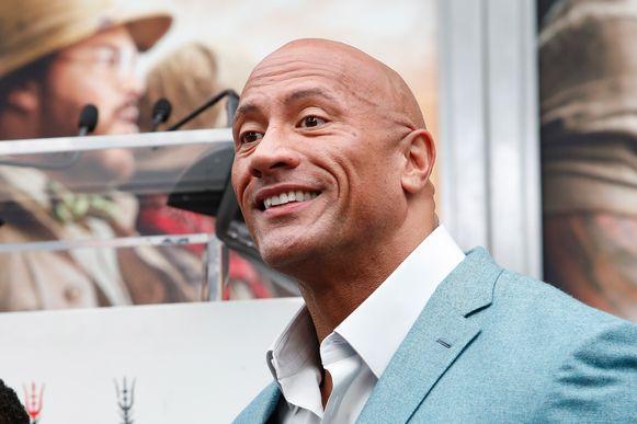 Rocky Johnson, de vader van acteur Dwayne (hierboven), is woensdag overleden.