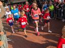 Lopertjes van de Mini Marathon Eindhoven