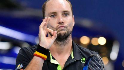 Darcis in kwartfinales tegen Tunesiër Malek Jaziri in Pune - Djokovic herstelt zich van setverlies en wint in Qatar - Goffin in Doha naar halve finales dubbelspel