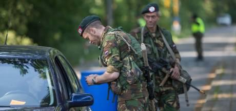 Mitrailleurschoten in Nijeveen? Geen paniek, het is een oefening