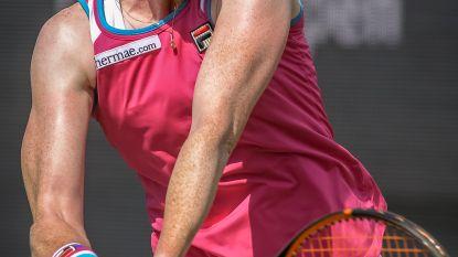 Van Uytvanck op zoek naar beste ranking en nieuw racket