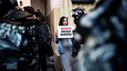 Russen naar stembus na wekenlange protesten voor eerlijke lokale verkiezingen
