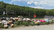 Sluikstorters betrapt bij opruiming ophaalpunt afval