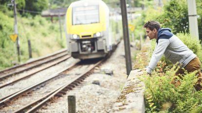 Vandaag extra controles tegen spoorlopen in Limburg