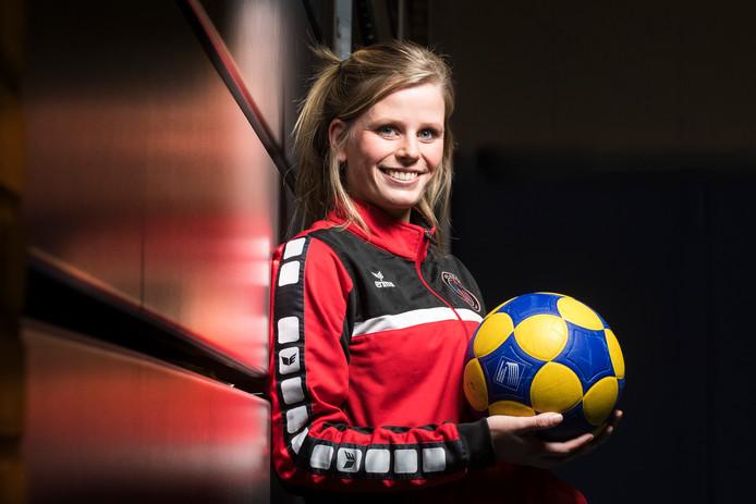 Seline Horneman (25) zit al sinds haar 15de bij de selectie van EKC Nääs.