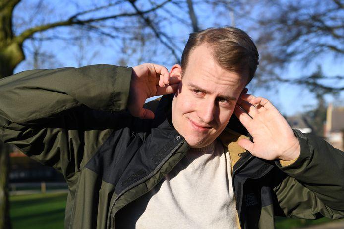 Dongenaar Stefan van den Bosch is bezig met de film Oorwurm waarvoor de opnames eind deze maand moeten beginnen.