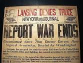 Vandaag 100 jaar geleden: Een onverwachte hereniging