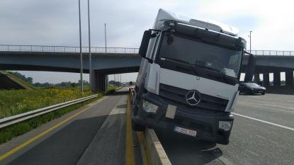 Voor tweede dag op rij ongeval aan nieuwe oprit E17