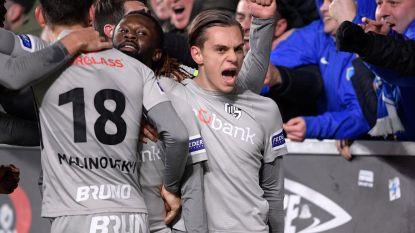 VIDEO. Limburg kleurt blauw: Genk wist achterstand tot tweemaal toe uit in beladen derby en loopt (even) tien punten uit op Club