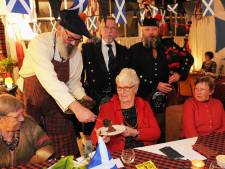 Burns Supper in Veere schot in de roos: 'Even was ik terug in Schotland'