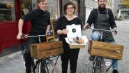 """Eetwinkel Eetalage 7 op 7 open en gratis leveringen aan huis: """"Bedreigingen zijn een uitdaging"""""""