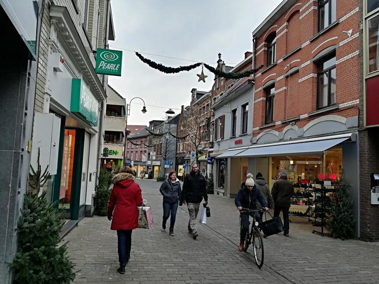 De Martelarenstraat is in één klap twee pop-upwinkels rijker.