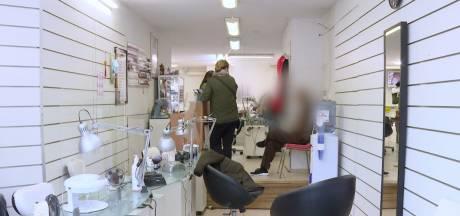 Illegale medewerker nagelsalon Amsterdam sliep in kelder