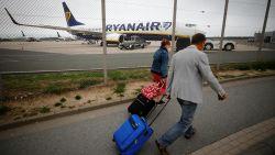 """""""Grootste staking ooit"""" bij Ryanair op 28/9: """"Elke maand staken tot wet wordt nageleefd"""""""