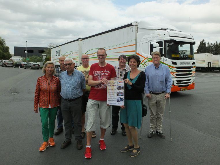 Team Truckfun is klaar voor de vijftiende editie.
