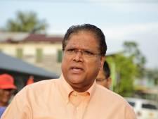 Surinaamse snotneus in Apeldoorn, maar nu president in Paramaribo