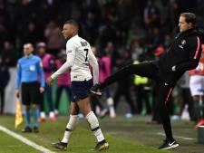 Tuchel roept morrende Mbappé tot de orde: 'Hij moet keuzes accepteren'