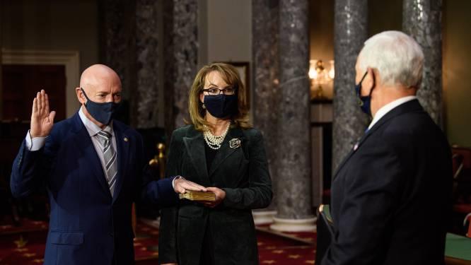 Amerikaanse ex-astronaut Mark Kelly stapt in de politiek en wordt senator