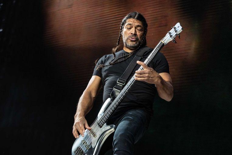 Bassist Robert Trujillo (54).