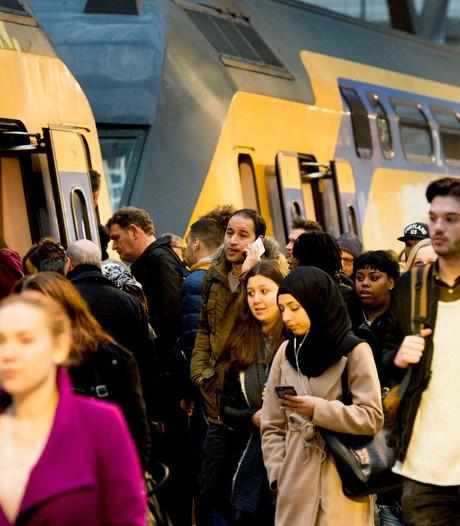 Station Utrecht Centraal ontruimd