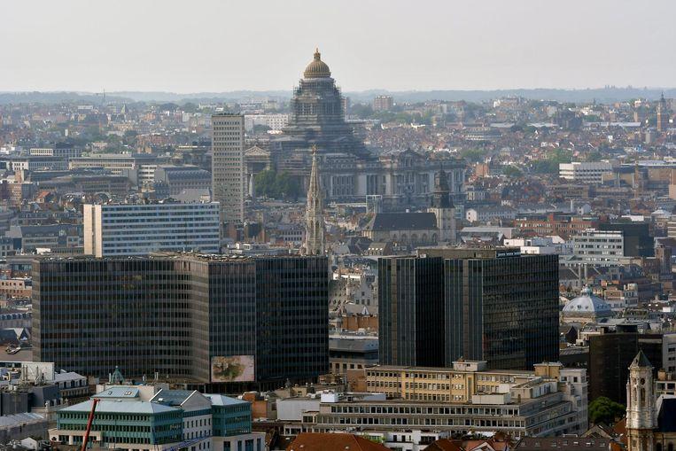 Het gaat om 150 tot 200 gebouwen of een vijfde van alle gebouwen in Brussel.