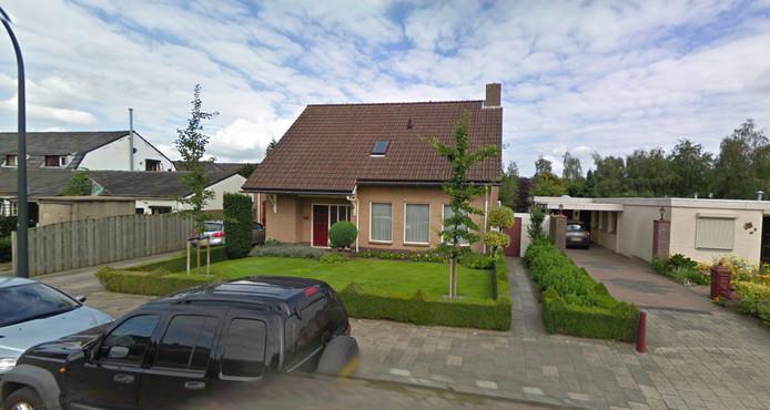 Het huis aan de DS Louwe Kooymanslaan