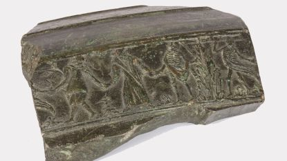 Een fragment van Ieperse klok blijft in Yper Museum