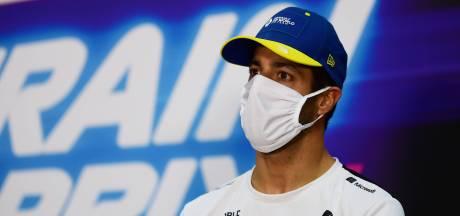 Ricciardo walgt van Formule 1: 'Ze maakten entertainment van de crash van Grosjean'