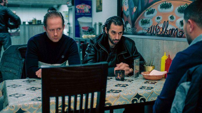Mocro Maffia met Robert de Hoog (l) en Achmed Akkabi.