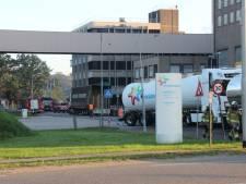Campina in Lochem ontruimd wegens salpeterzuur-gevaar