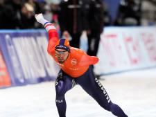 Nuis voert ook op 1000 meter Nederlands podium aan
