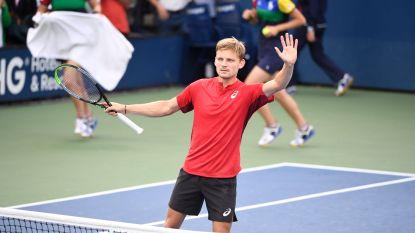 """Goffin op zijn hoede voor Franse debutant in tweede ronde US Open: """"Hij zal niets te verliezen hebben"""""""