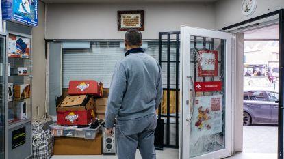 """""""Als ik de politie zeg wat ik weet, is mijn winkel morgen een hoopje as"""""""