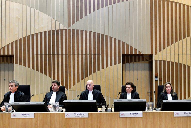 De uitspraak van de rechter in het MH17-proces was vandaag via livestream te volgen.