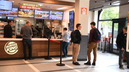 Burger King even gesloten na keukenbrand