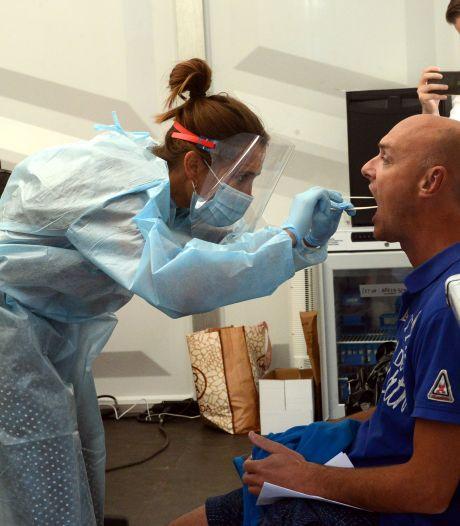Meeste besmettingen komen uit Den Haag en omstreken: 222 keer