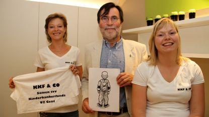 Truckrun en Kidsfundag in Europahal ten voordele van kinderkankerfonds