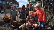 Overslag start schooljaar met nieuwe groene speeltuin en nieuwe schoolomgeving