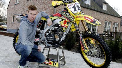 Motorcrosskampioen mag tien dagen niet rijden wegens overdreven snelheid