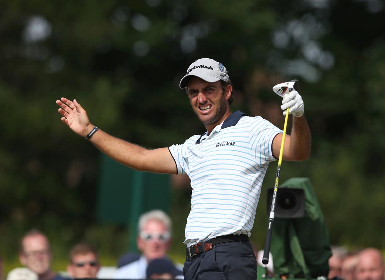 Edoardo Molinari moet, net als zijn landgenoot Lorenzo Gagli, de Oman Open laten schieten omdat hij in quarantaine is geplaatst.