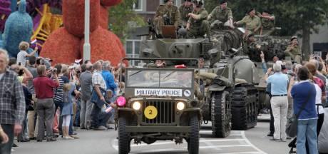 Militaire colonne is woensdag al vroeg in Meierijstad