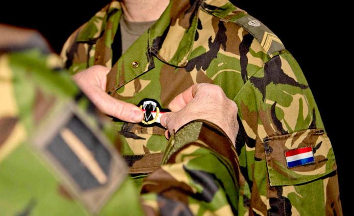 Commando's uit Roosendaal onderscheiden voor geheime missie in Mali Foto Ministerie van Defensie