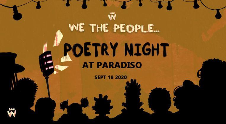 Poëzie avond Beeld -