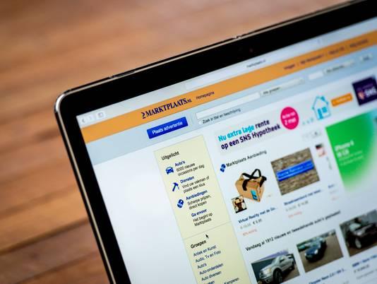 Marktplaats houdt de concurrentie in de gaten en zoekt continu manieren om de website te verbeteren.