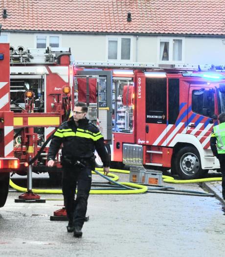 Dodelijk slachtoffer bij woningbrand in Vianen